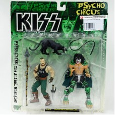 KISS Psycho-Circus: Peter Criss The Animal Wrangler (Фигурка Питера Крисса)