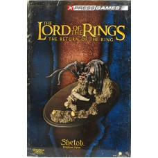 The Lord of The Rings The Return of The King: Shelob Polystone Statue (Статуя)