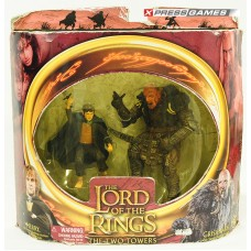 The Lord Of The Rings The Two Towers: Merry, Grishnakh (Набор фигурок)