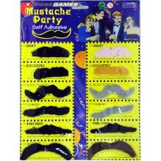 Mustache Party (Сменные Усы)