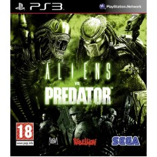 Aliens vs Predator русская версия PS3