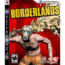 Borderlands английская версия PS3