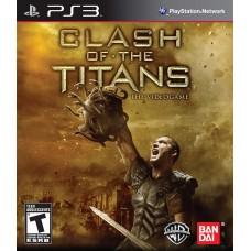 Clash of the Titans английская версия PS3
