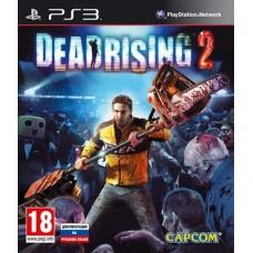 Dead Rising 2 английская версия PS3