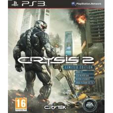 Crysis 2 русская версия PS3