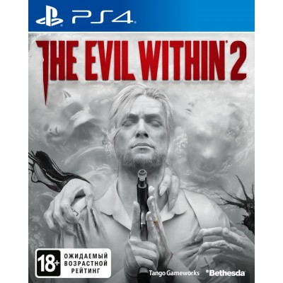 The Evil Within 2 русская версия PS4