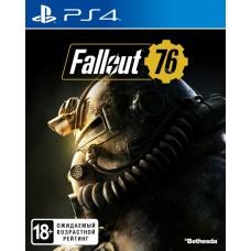 Fallout 76 русская версия PS4