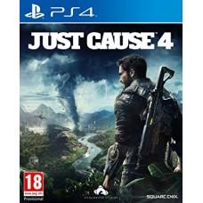Just Cause 4 русская версия PS4