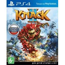 Knack 2 русская версия PS4