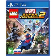 Lego Marvel Super Heroes 2 русская версия PS4