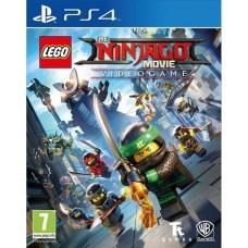 Lego Ниндзяго Фильм: Видеоигра русская версия PS4