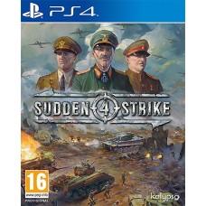 Sudden Strike 4 русская версия PS4