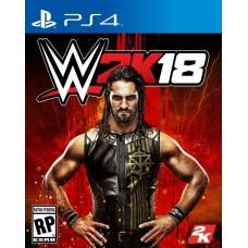 WWE 2K18 английская версия PS4