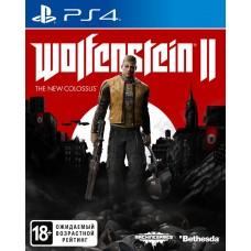 Wolfenstein II The New Colossus русская версия PS4