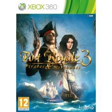 Port Royale 3 английская версия Xbox 360