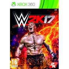 WWE 2K17 английская версия Xbox 360