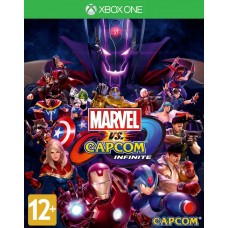 Marvel vs Capcom: Infinite русская версия Xbox One