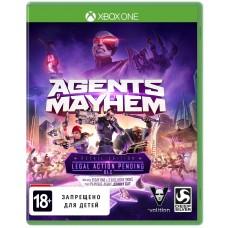Agents of Mayhem русская версия Xbox One