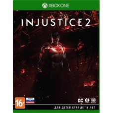 Injustice 2 русская версия Xbox ONE