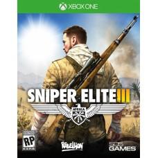 Sniper Elite 3 русская версия Xbox ONE