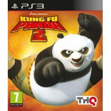 Kung Fu Panda 2 английская версия PS3