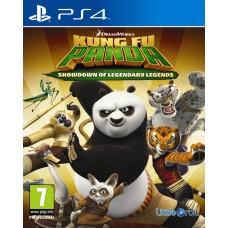 Кунг-Фу Панда: Решающий Поединок Легендарных Героев английская версия PS4