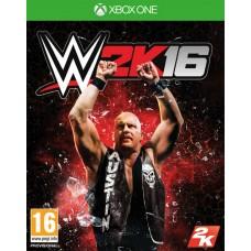 WWE 2K16 английская версия Xbox One