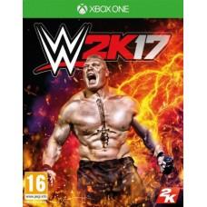 WWE 2K17 английская версия Xbox One