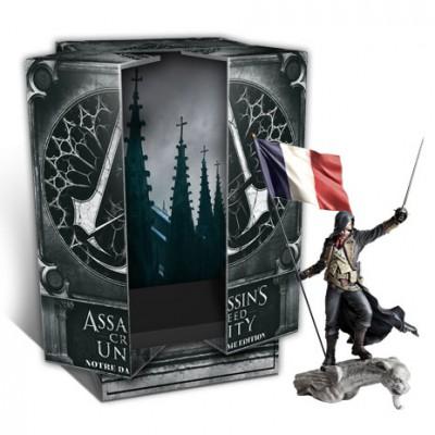 Assassin's Creed Unity (Коллекционное издание Notre Dame) русская версия Xbox One